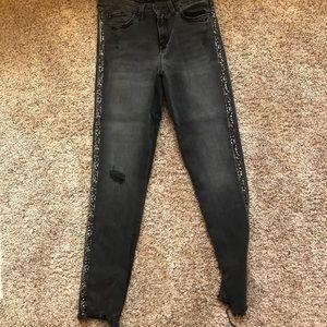 zara jeans size 26